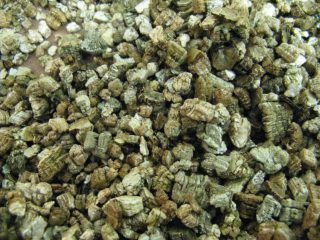 Vermiculite is great in pot mixes