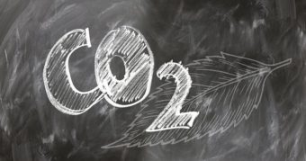 Carbon Dioxide is imoportant reason why water is hard