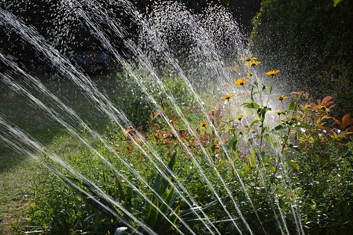 Irrigation system that is environmentally friendly
