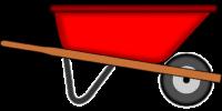 Do not buy plastic wheelbarrows
