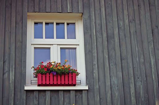 Window boxes can be repaired