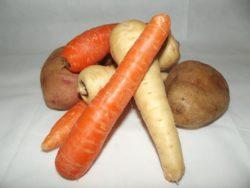 Root veg really love phosphorus