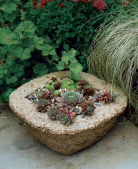 Making your own Hypertufa Container- Create your own Container