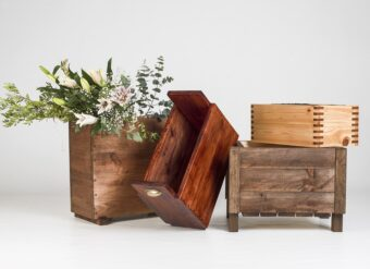 How to Make a Simple Wooden Planter
